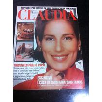 Revista Claudia Gloria Pires Luma Gugu Marcelo Mastroianni