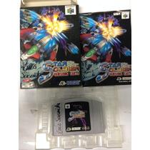 Fita De Nintendo 64 Star Soldier