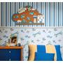 20986 MLB20200513917 112014 I Papel de parede é opção para decorar quarto do bebê com economia