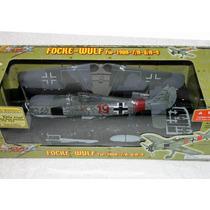 Avião 2ª Guerra Focke Wulf - Brinqtoys - Forte Apache