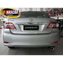 Ponteira Toyota Corolla Xei Em Aço Inox 304