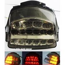 Lanterna Led Pisca Seta Integrados Cbr 1000 Rr 2008 A´ 2012