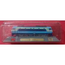 Locomotivas Do Mundo - Shao Shan 8 - Miniatura