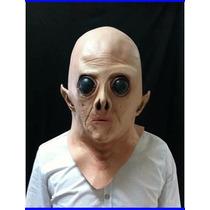 Máscara Cabeça Et Extraterrestre Ovini - Latex -temos Cavalo