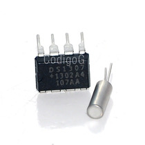 Ds1307 + Dip Com Cristal, Rtc, Real Time P/ Arduino E Pic