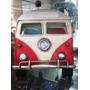 Quadro Espelho Parede Kombi Perua Volkswagen Retrô Rústico