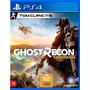 Tom Clancy's Ghost Recon Wildlands Ps4 Mídia Física + Dlc