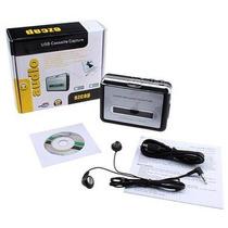 Conversor E Leitor De Fita Cassete P/ Mp3 Usb Stereo Digital
