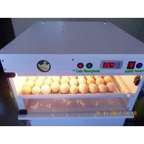 Chocadeira Automática,termostato Digital Viragem Aut 100ovos