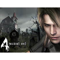 Patche Resident Evil4 (gameps2)