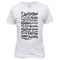 Camiseta Harry Potter Séries E Filmes