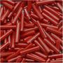 Canutilhos Toho Tam. 3, 2x9mm, Vermelho Pimenta Opaco, 10 G