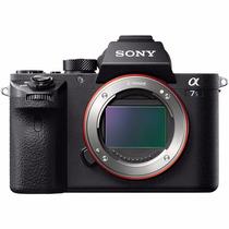 Câmera Sony A7s Ii Grava 4k [ Nota Fiscal+ 1 Ano Garantia]