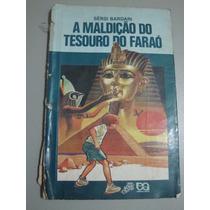 Livro A Maldição Do Tesouro Do Faraó
