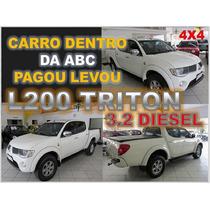 L200 Triton 3.2 Hpe Diesel Automatica Cabine Dupla 2010