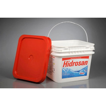 Cloro Hidrosan + Algicida + Clarificante