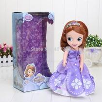 Boneca Princesa Sofia Disney 30 Cm ***pronta Entrega***