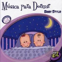 Cd Musica Para Dormir: Baby Style