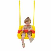 Balanço Infantil Amarelo-xalingo-super Promoção