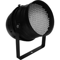 Refletor Canhão Led Par 64 177 Leds Rgb Com Dmx Iluminação