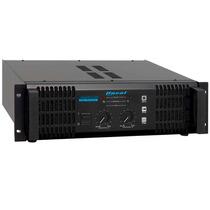 Amplificador Potência 2 Canais 1000w Oneal Op 8502