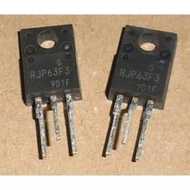 Rjp63f3 Transistor Pronta Entrega Novo