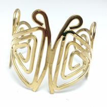 Bracelete Dourado Borboleta Presente Mãe Esposa Namorada
