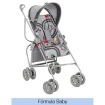 Carrinho Bebê Reversível Galzerano Menino Formula Baby