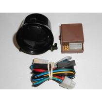 Alarme Carro Corta Corrente Combustível+sirene+chave Secreta