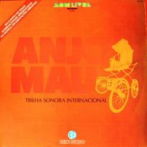Lp Anjo Mau - Trilha Sonora Internacional