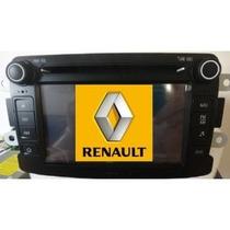 Central Multimídia Renault Duster Sandero Logan