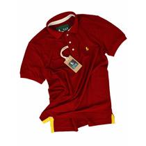 Camiseta Polo Original S&f - Vários Modelos + Frete Grátis