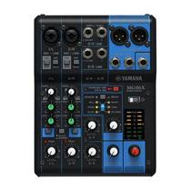 Mesa De Som Yamaha Mg06x / Produto Original + Frete Grátis!