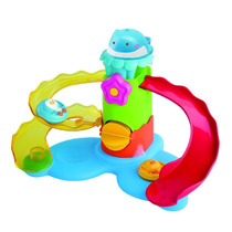 Brinquedos P/bebês Splash E Escorrega Parque Aquático 004303