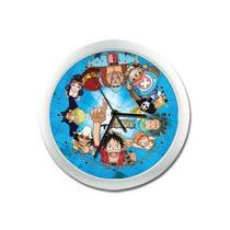 Relógio De Parede One Piece Pirates Straw Dial Ge19068
