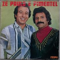 Lp Zé Paulo E Pimentel
