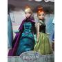 Anna E Elsa Guarda Roupa De Luxo Gigante Disney Frozen Na Cx