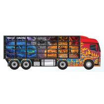 Brinquedos - Caminhão Porta 35 Carrinhos (hot Wheels)