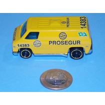 Carro Forte Prosegur. Único Do Ml. Hw Furgão Esc. 1.64.novo
