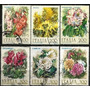 Italia - 15590 - Flores .de Jardim - Serie Usada