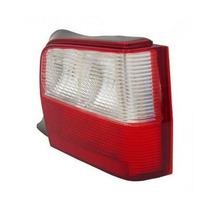 Lanterna Traseira Uno-2004 Ate 2011-lado Passageiro-bicolor