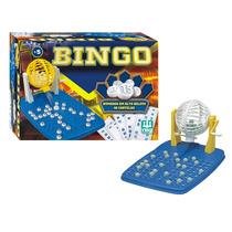 Bingo 48 Cartelas Nina Brinquedos Educativos