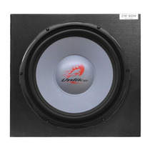 Subwoofer 12 Pol. 160w Rms (unf120 Pbd) + Caixa Amplificada