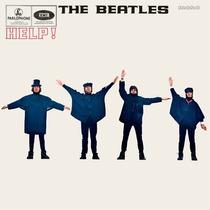 Lp The Beatles Help! 180g Lp (mono) Novo Usa