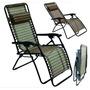 Cadeira Espreguiçadeira Reclinável 21posições,piscina,jardim