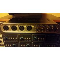 Placa M Audio Fast Track Ultra 8x8 Interface