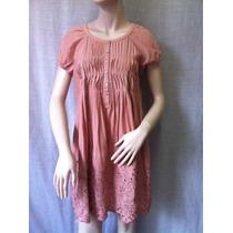 Vestido Chica Fulo Pregas - 2320415