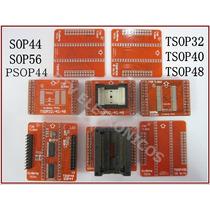 Adaptador Eprom P/ Tl866 Tsop32 40 48 Psop44 +sop56 Tl866cs