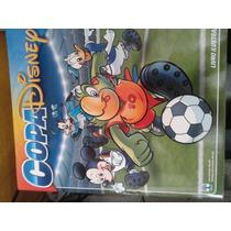 Álbum Copa Disney Completo
