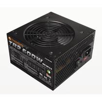 Fonte Atx 600 Watts 80 Plus Tr2 Thermaltake Tr-600 Pfc Ativo